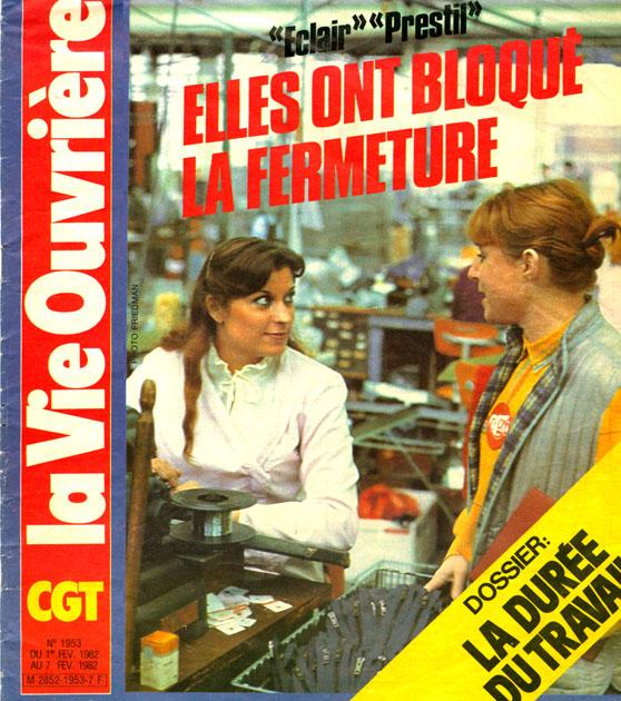 LA ZAD EN L'ÉTROIT TERRITOIRE - L'OUTRE-RÉEL IV.2 1982_Vie-Ouvriere_Eclair_